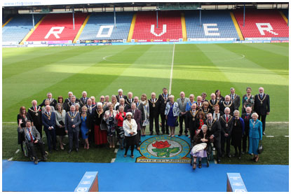 Annual Lunch,Blackburn Rovers FC, Blackburn 2018