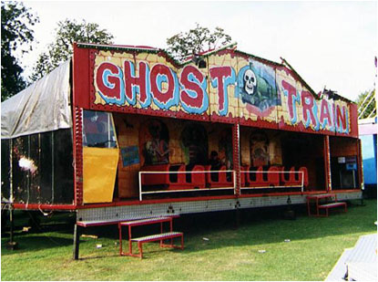 Contemporary Ghost Train